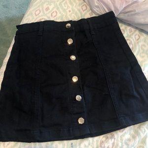 SALE ‼️‼️ navy blue a line skirt